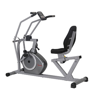 Sunny Health & Fitness Magnetic Recumbent Bike SF-RB4708
