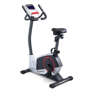 Marcy ME-702 Regenerating Magnetic Upright Exercise Bike