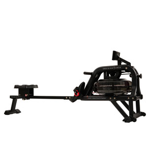 Sunny Health & Fitness Obsidian Surge SF-RW5713 Water Rowing Machine