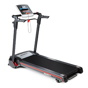 Marcy Easy Folding Motorized Treadmill JX-651BW