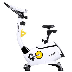 L NOW D808 Upright Bike