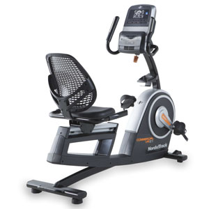 NordickTrack Commercial VR21 Recumbent Bike