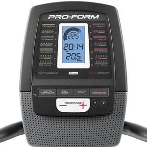 Proform 235 Csx Recumbent Exercise Bike Review