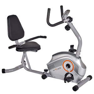 Body Xtreme Fitness BXF003 Recumbent Bike