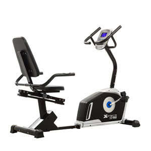 XTERRA Fitness SB150 Recumbent Exercise Bike