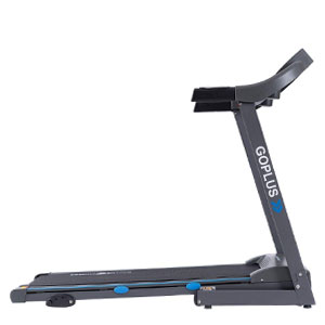 Goplus Black Jaguar II Treadmill