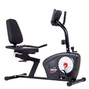 Body Champ BRB2866 Recumbent Bike