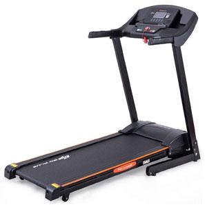 Goplus Black Jaguar III Treadmill