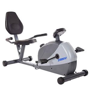 Stamina Magnetic Recumbent Bike 15-4831