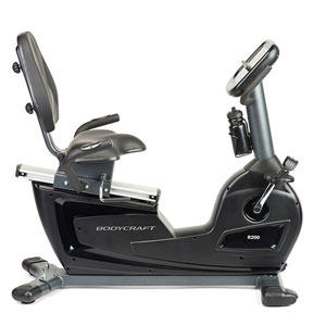 BodyCraft R200 Recumbent Bike