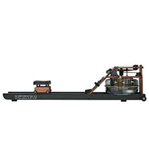 First Degree Fitness Viking II Black Reserve Water Resistance Rower