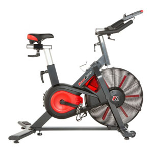 Fitness Reality X-Class 9000 Air Resistance HIIT Indoor Cycling Bike