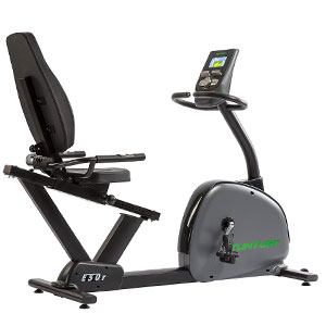 Tunturi E50-R Performance Recumbent Bike