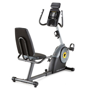 Gold's Gym 400R Recumbent Bike