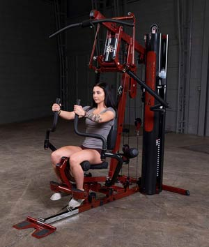 Body solid g br bi angular home gym review