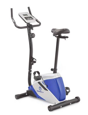 Marcy ME-1016U Upright Exercise Bike Review