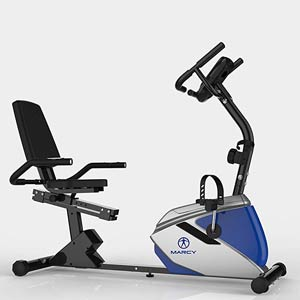 Marcy ME-1019R Recumbent Exercise Bike