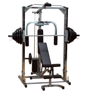 Body-Solid Powerline PSM1442XS Smith Gym