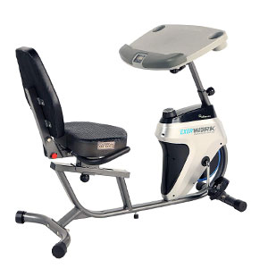 Exerpeutic 2500 Desk Recumbent Bike