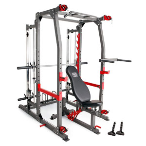 Marcy Pro Smith Cage Home Gym Training System SM-4903