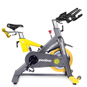 L NOW pooboo PRO LD-501 Indoor Cycling Bike
