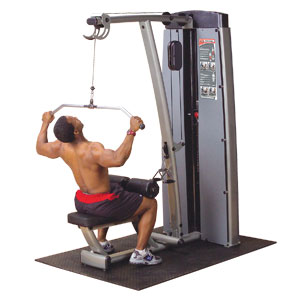 Body-Solid DLAT-SF Pro Dual Lat & Mid Row Machine