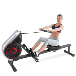SereneLife SLRWMC18 Magnetic Rower
