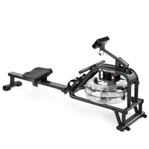 MaxKare Water Rowing Machine