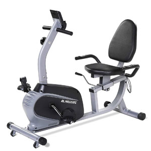 MaxKare Recumbent Magnetic Exercise Bike