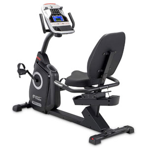 Circuit Fitness AMZ-587R Recumbent Bike