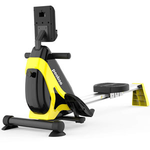pooboo H012 Magnetic Rower