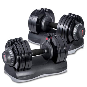 Merax Deluxe 71.5 lbs Adjustable Dumbbells