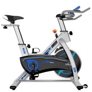 Leikefitness Indoor Cycling Bike 80499 White