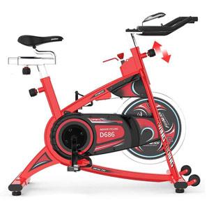 pooboo D686 Indoor Cycling Bike