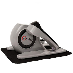 Sunny Health & Fitness SF-E3626 EZ Stride Under Desk Elliptical Trainer