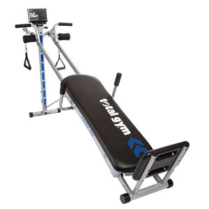Total Gym APEX G3 Home Fitness Exercise Machine