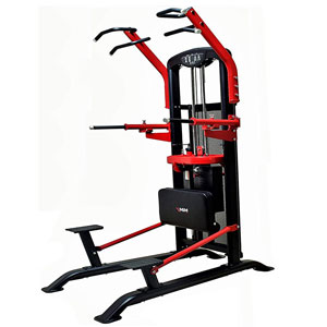 MiM USA Weight-Assisted Chin Dip Machine SF 7007
