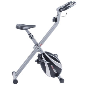 Efitment B019 Folding Upright Bike