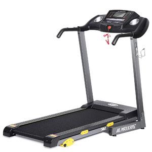 MaxKare 2.5 HP Treadmill