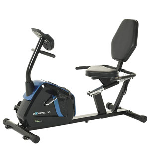Exerpeutic Gold 975XBT 4121 Recumbent Bike