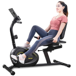 Merax 1020 Recumbent Bike 2020 Model