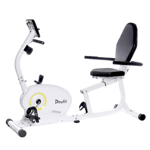 Doufit EB-02 Recumbent Bike