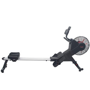 Sunny Health & Fitness Carbon Premium SF-RW5983 Air & Magnetic Rower