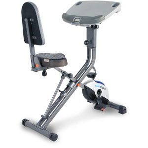 Exerpeutic EXERWORK 2000i Folding Exercise Bike
