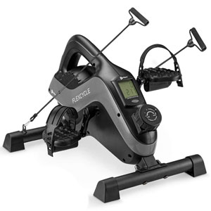 LifePro FlexCycle Under Desk Exercise Bike