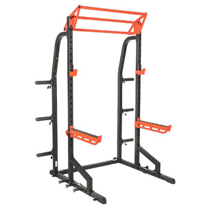 Sunny Health & Fitness SF-XF9933 Half Rack Power Cage