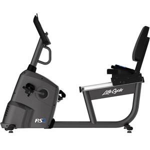 Life Fitness RS1 Go Recumbent Bike