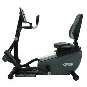 HCI Fitness HXT-300 Recumbent Semi-Elliptical Cross Trainer