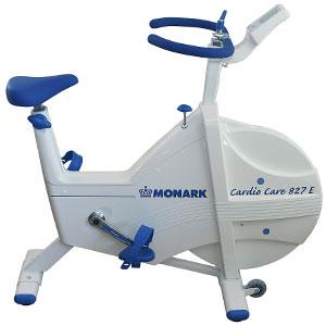 HCI Fitness Monark 827E Upright Bike