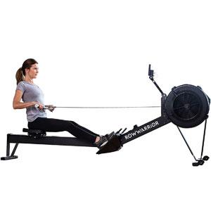RowWarrior Fitness Air Rower